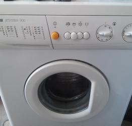 Стиральная машина zanussi fj905n