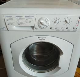 Cтиральная машина Ariston arsl85(6 кг)