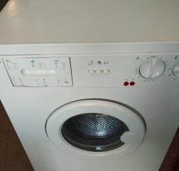 Стиральная машина indesit ws630tx