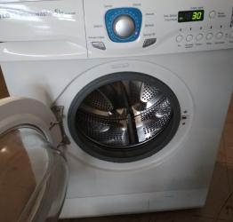 Стиральная машина Lg wd-80150np